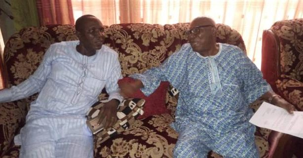 Omooba Sunday Solarin taps words of wisdom from the Ogun State political chieftain and foremost leader in Ikenne LG, Pa Duro Oresanya, at his residence in Irolu Remo