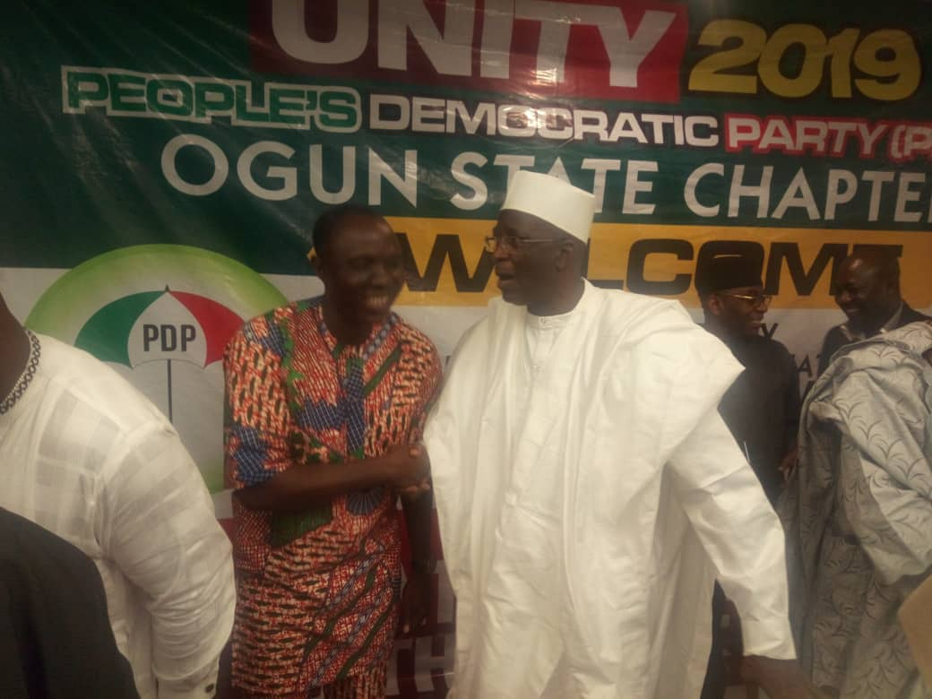 Omooba Solarin commended by Dr Bafarawa for his intelligence and ability