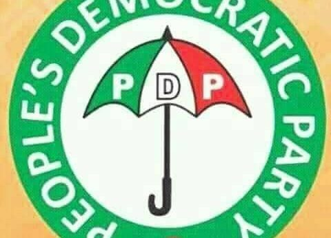 Peoples Democratic Party - PDP Logo