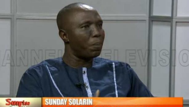 Omooba Sunday Solarin SG LADO on Channels TV Programme