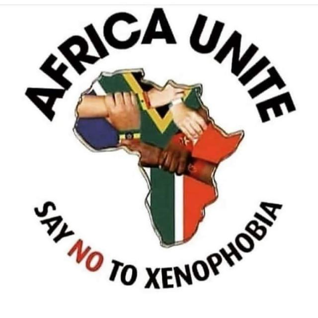 Africa Unite - Say No To Xenophobia